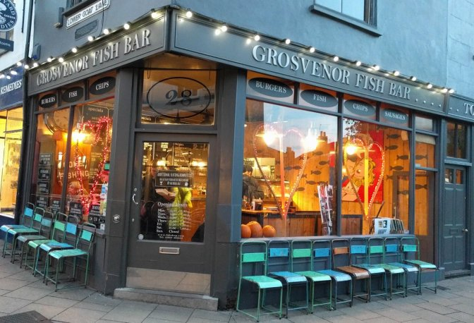 Grosvenor Fish Bar Review