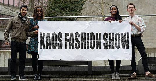 KAOS Fashion Show 2016 – Pre-Show Interview