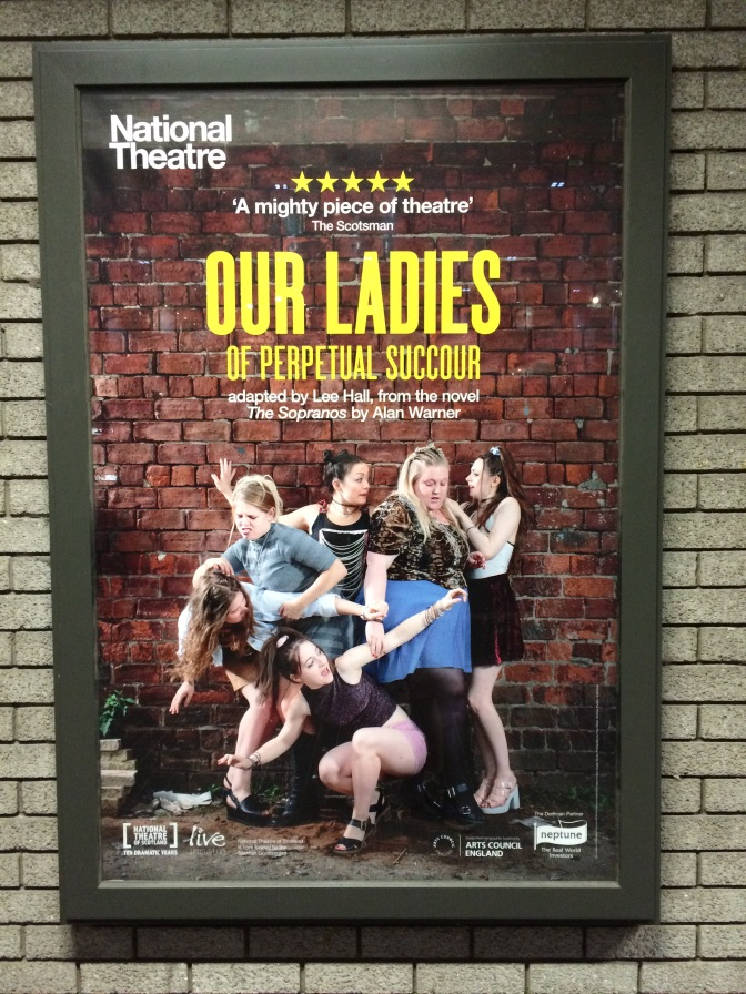 Books VS Movies (Theatre Edition) Our Ladies of Perpetual Succour