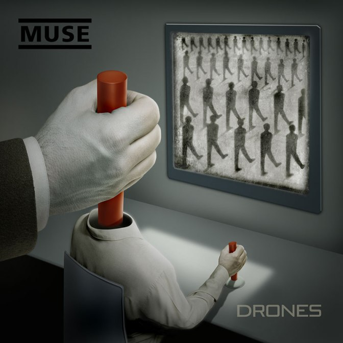 MUSE: DRONES – is the album as bold as it seems?