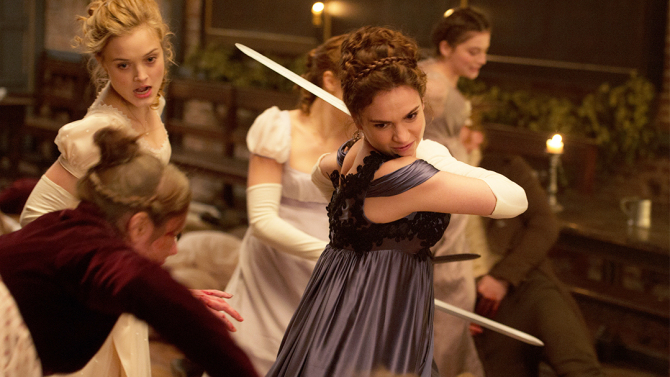 Pride, Prejudice and Zombies – Did it Have Bite?