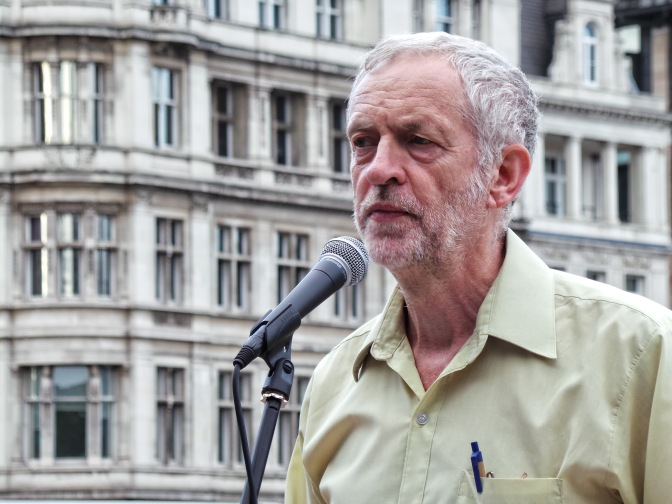 Where Do You Start With Jeremy Corbyn