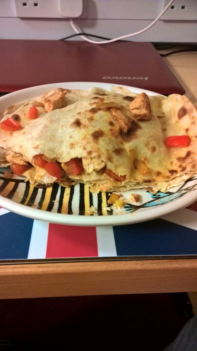 Recipe – Quesadillas