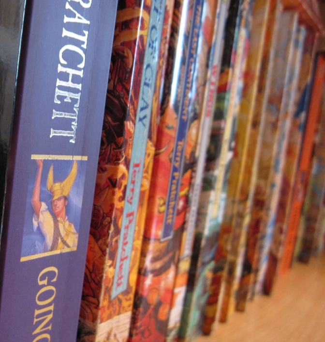Books Vs Films: Terry Pratchett (Part 1)