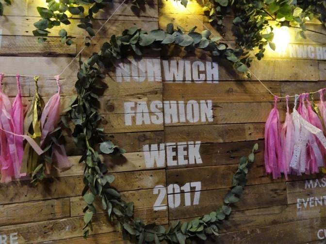 Norwich Fashion Week 2017