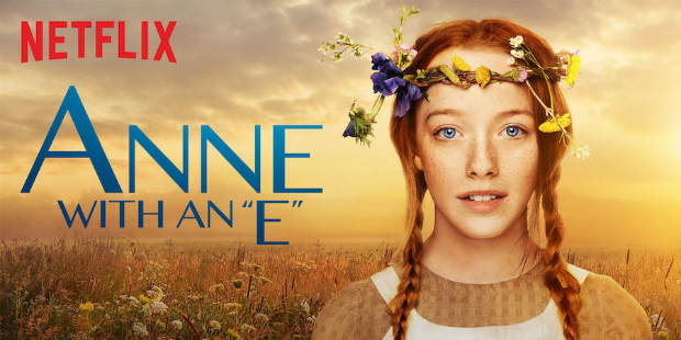Books vs Films: Anne with an E