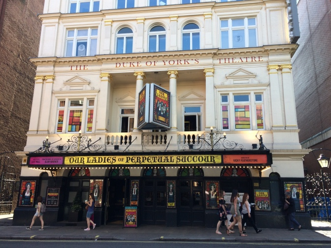 West End Girls: 'Our Ladies of Perpetual Succour' Review