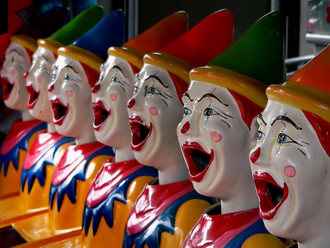 Clowns: Why do so Many of us Fear Them?
