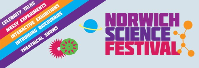 Dinosaurs, Astronauts, and Gin: Why You Should go to This Year's Norwich Science Festival