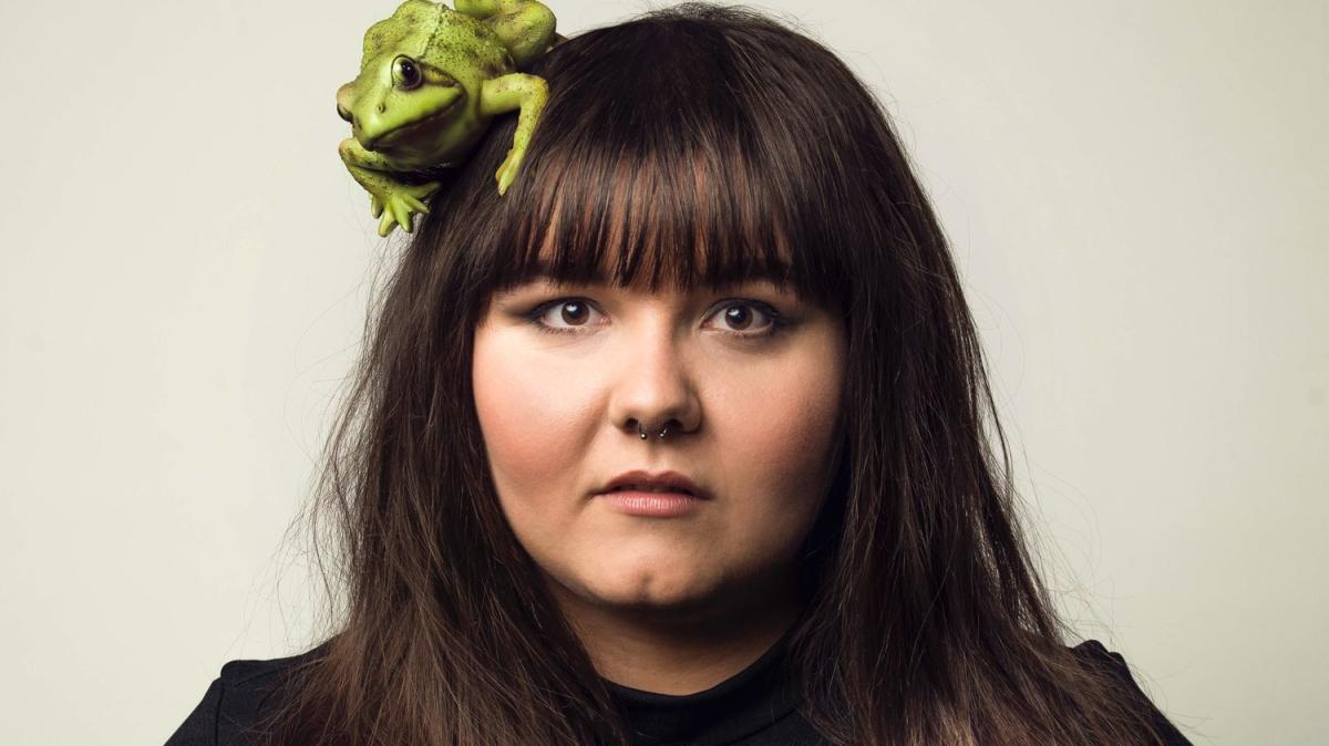 Sofie Hagen: Dead Baby Frog Gig Review